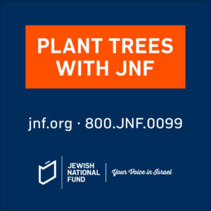 Plant a tree in Israel using this link